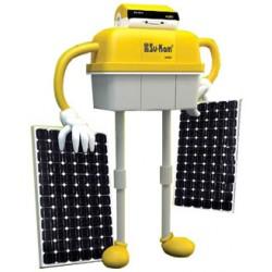 Brainy Solar Hybrid UPS
